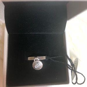 Signature Pandora dangle ring